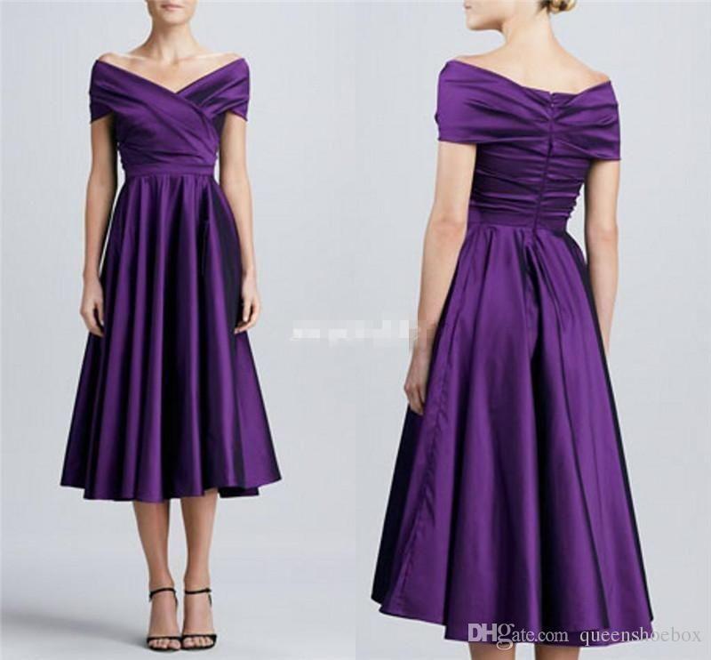 Compre Vestidos De Fiesta Formales De La Madre De La Novia De La ...