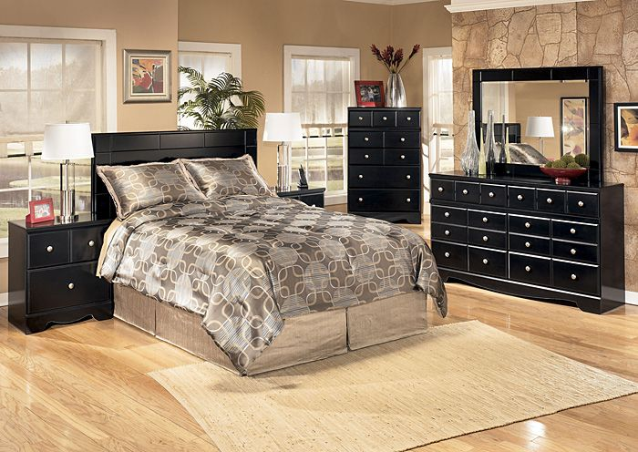 Furniture Liquidators Home Center Shay Queen/Full Panel Headboard ...