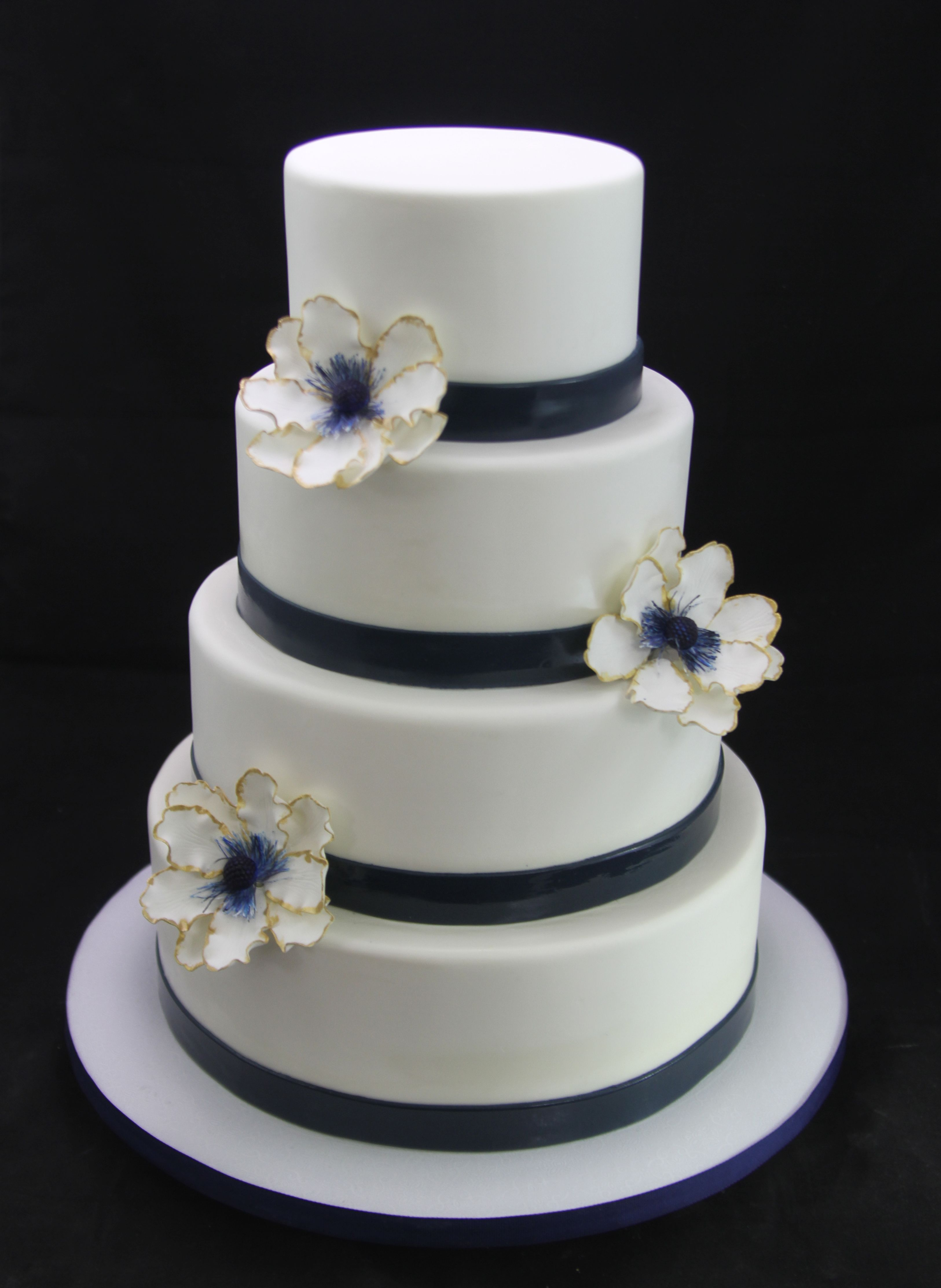 wedding cakes northern new jersey%0A Wedding Cakes a la Carte Gallery  Butterfly Bakeshop In New York