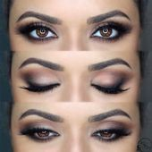 Photo of How to rock makeup for brown eyes (makeup ideas & instructions FRISUREN & M