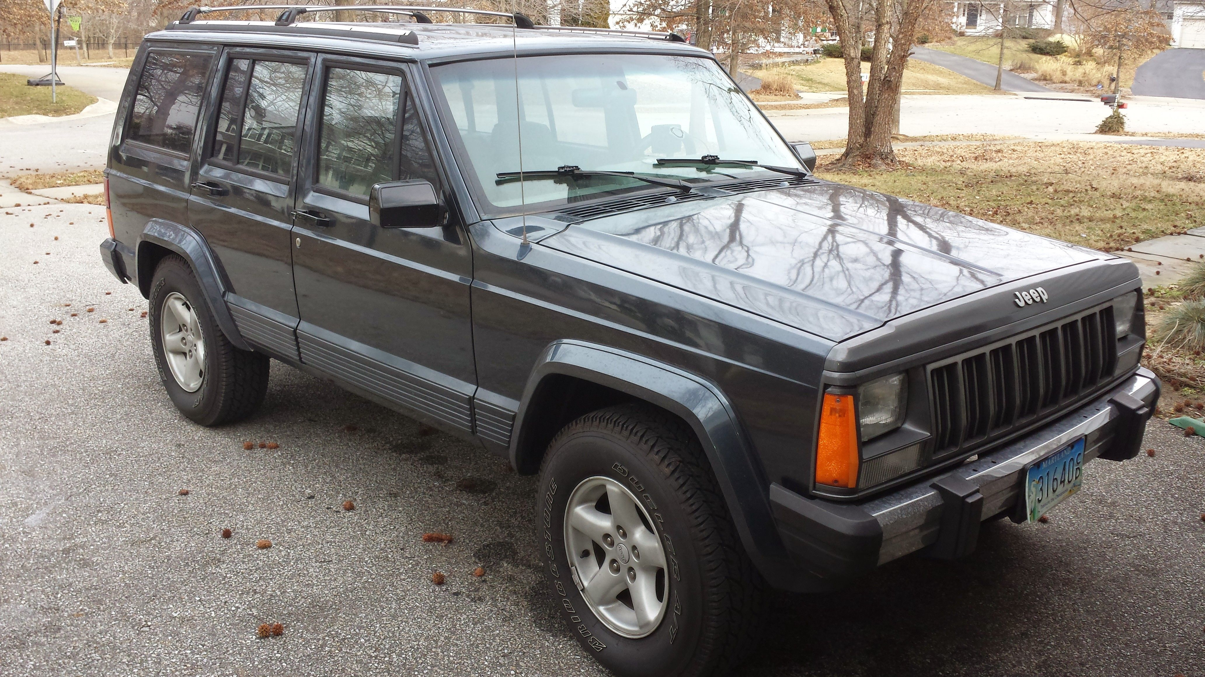 1992 jeep cherokee 4 0 6 cylinder xj