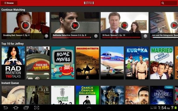 How To Use Netflix On Samsung Galaxy Tab 2 - P^i  Watch TV shows and movies, streaming from Netflix on your Samsung Galaxy Tab 2.