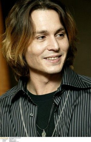 Johnny Depp cute