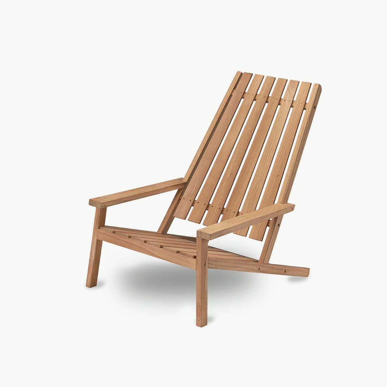 New Wooden Outdoor Furniture from Skagerak | Sillas