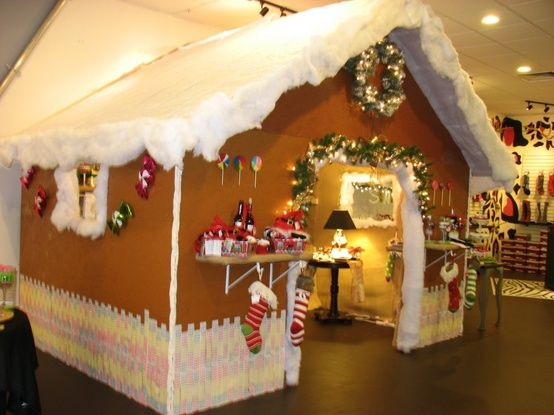 The Clothes Bar Blog Gingerbread House Decorations Christmas