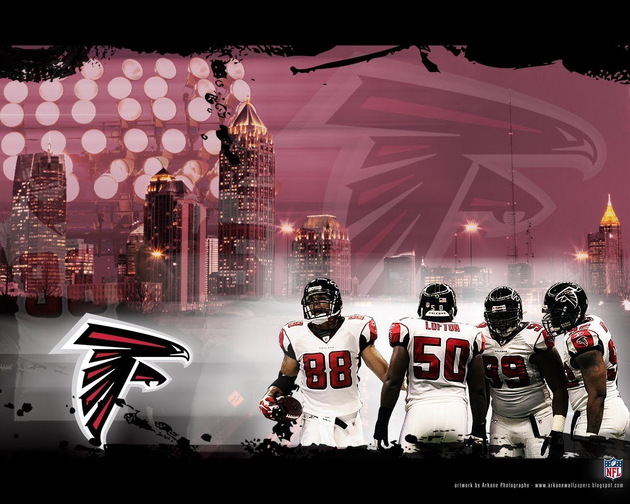 Atlanta Falcons Atlanta Falcons Atlanta Falcons Wallpaper 9173281 Fanpop Atlanta Falcons Wallpaper Atlanta Falcons Christmas Atlanta Falcons Football