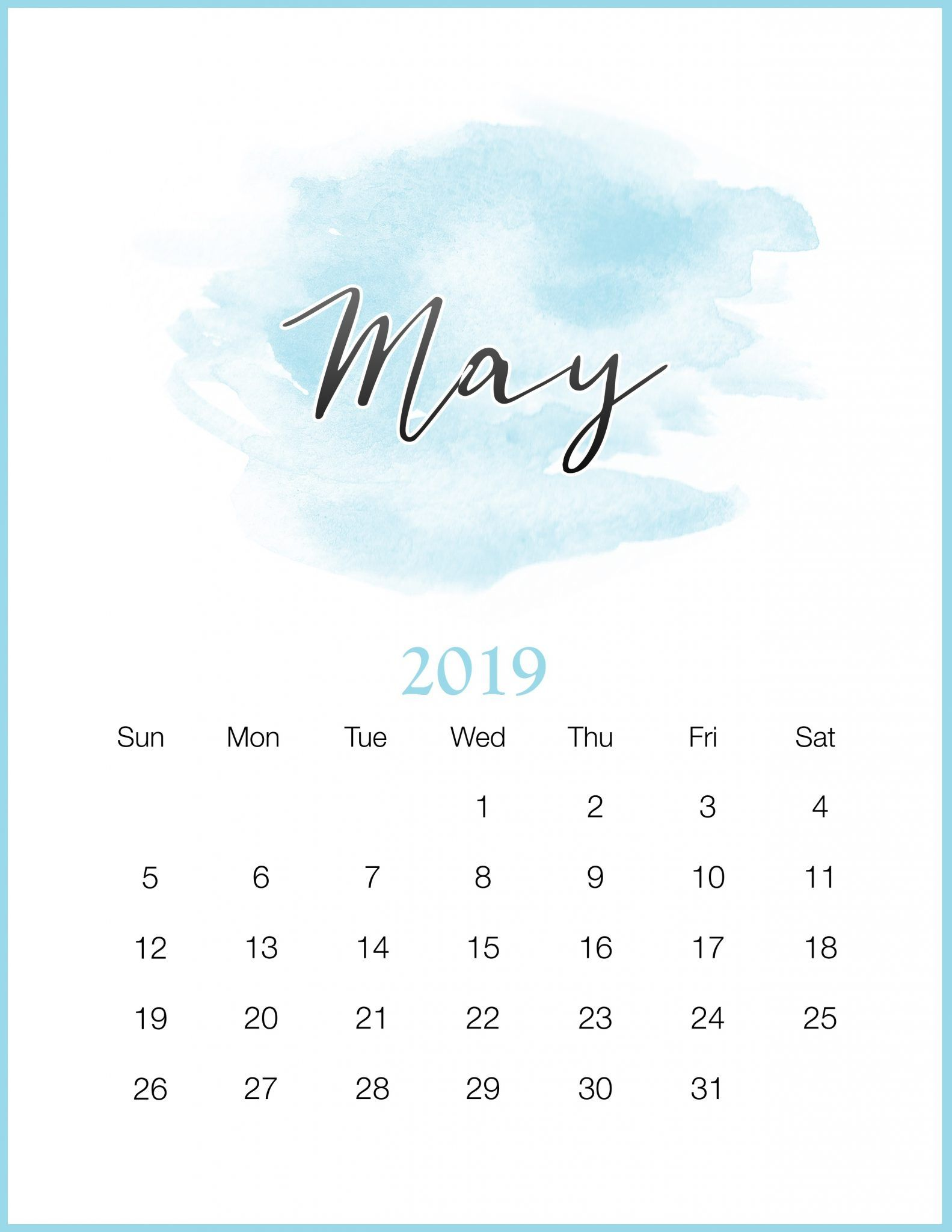 Cute May 2020 Calendar Wallpaper Floral Pink Design For Desktop