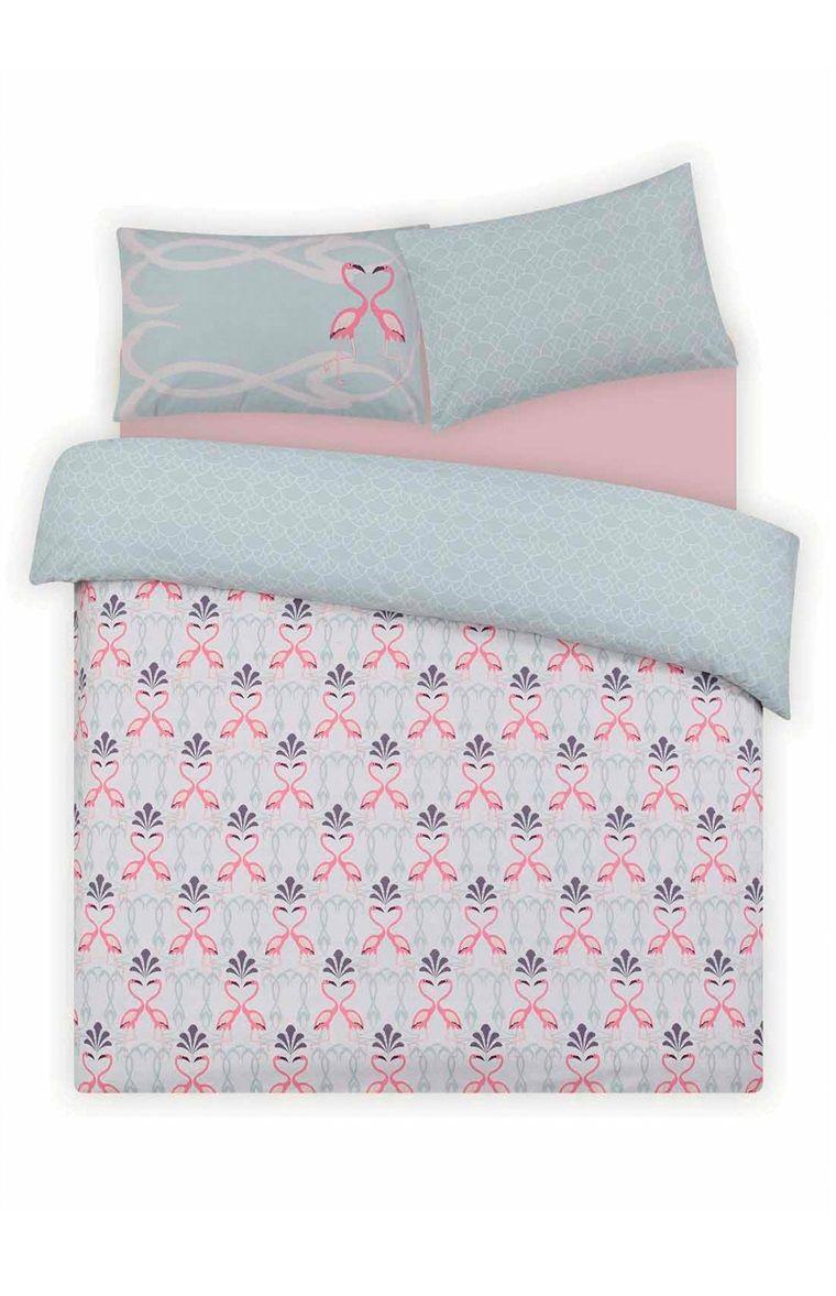 primark flamingo bettw sche f r doppeldecke andrea pinterest flamingo bettw sche. Black Bedroom Furniture Sets. Home Design Ideas