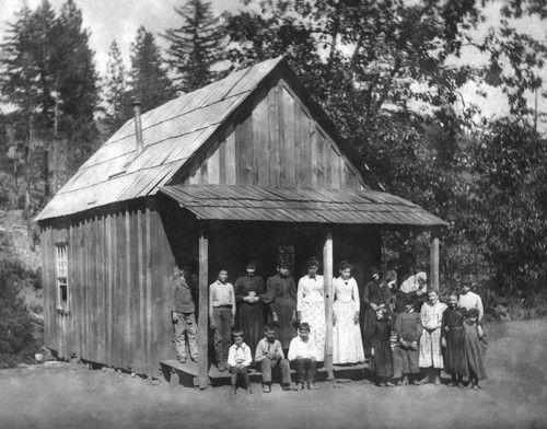1888 One Room Schoolhouse | Old Schoolhouses | Teacher ... Old One Room School Building