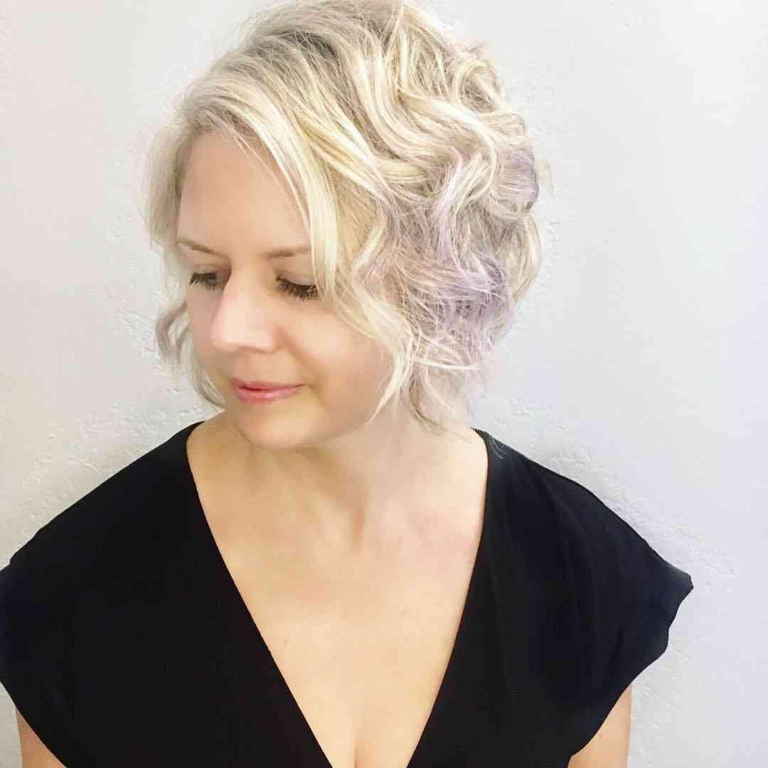 kurze frisuren für feines haar frauen über 50 - neueste