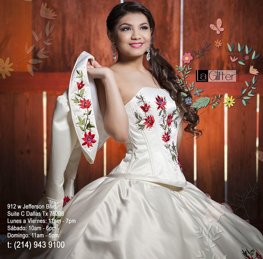 La Glitter Quinceanera Dresses In 2019