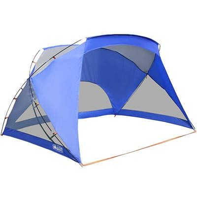 Alpha Camp 3 Person Sports Beach Shelter Easy Up Sun Shad