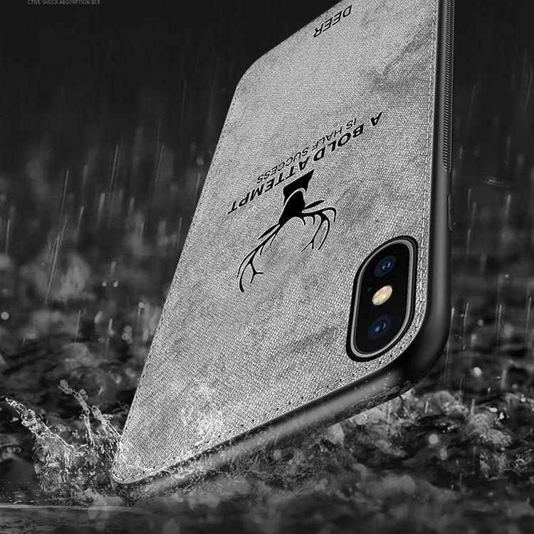 Iphone Xs Max Case Etui Zamsz Deer Jelen Obudowa 7826636974 Oficjalne Archiwum Allegro Iphone 7 Iphone Case