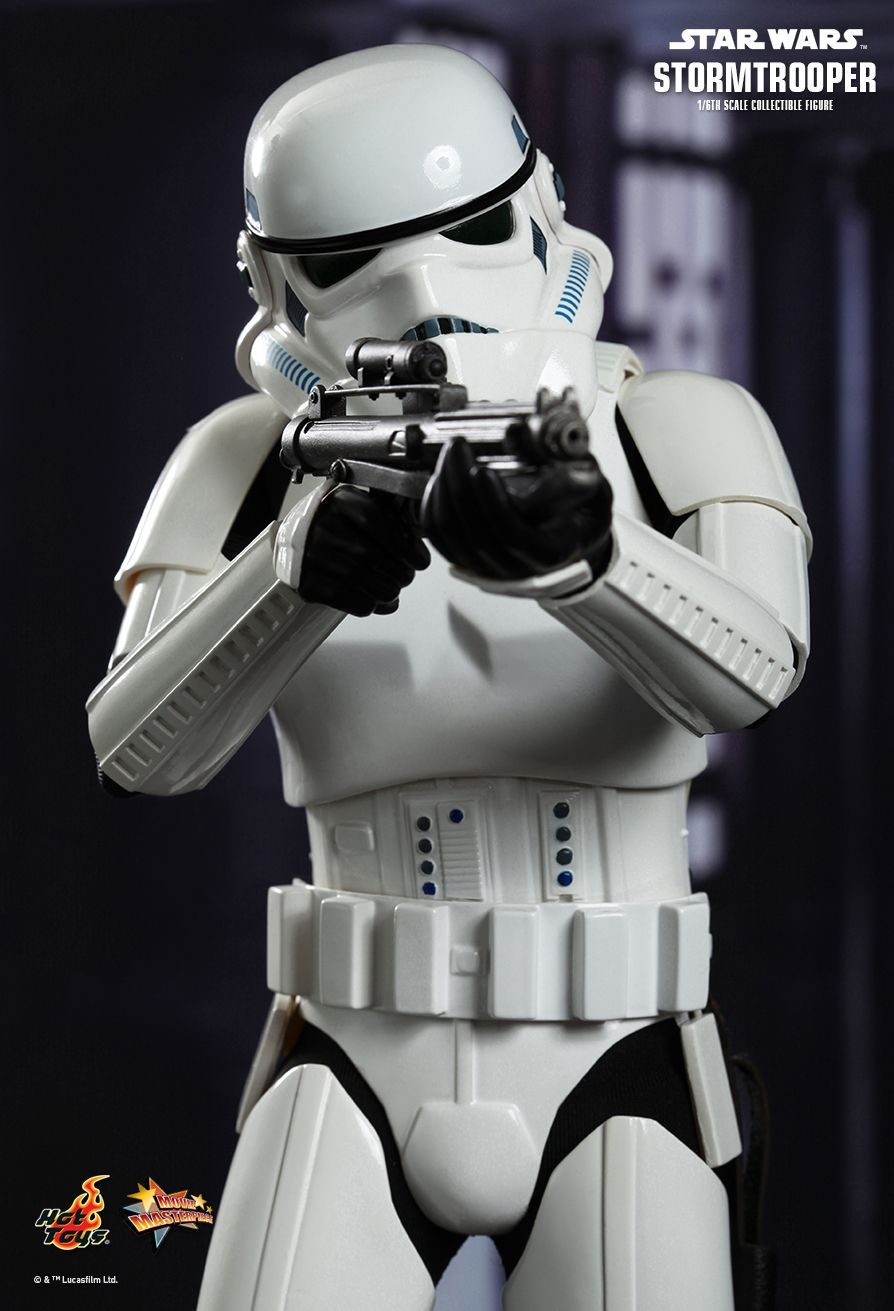Hot Toys Star Wars Episode Iv A New Hope Stormtrooper 1 6th Scale Collectible Figure Stormtrooper Hot Toys Star Wars Stormtrooper