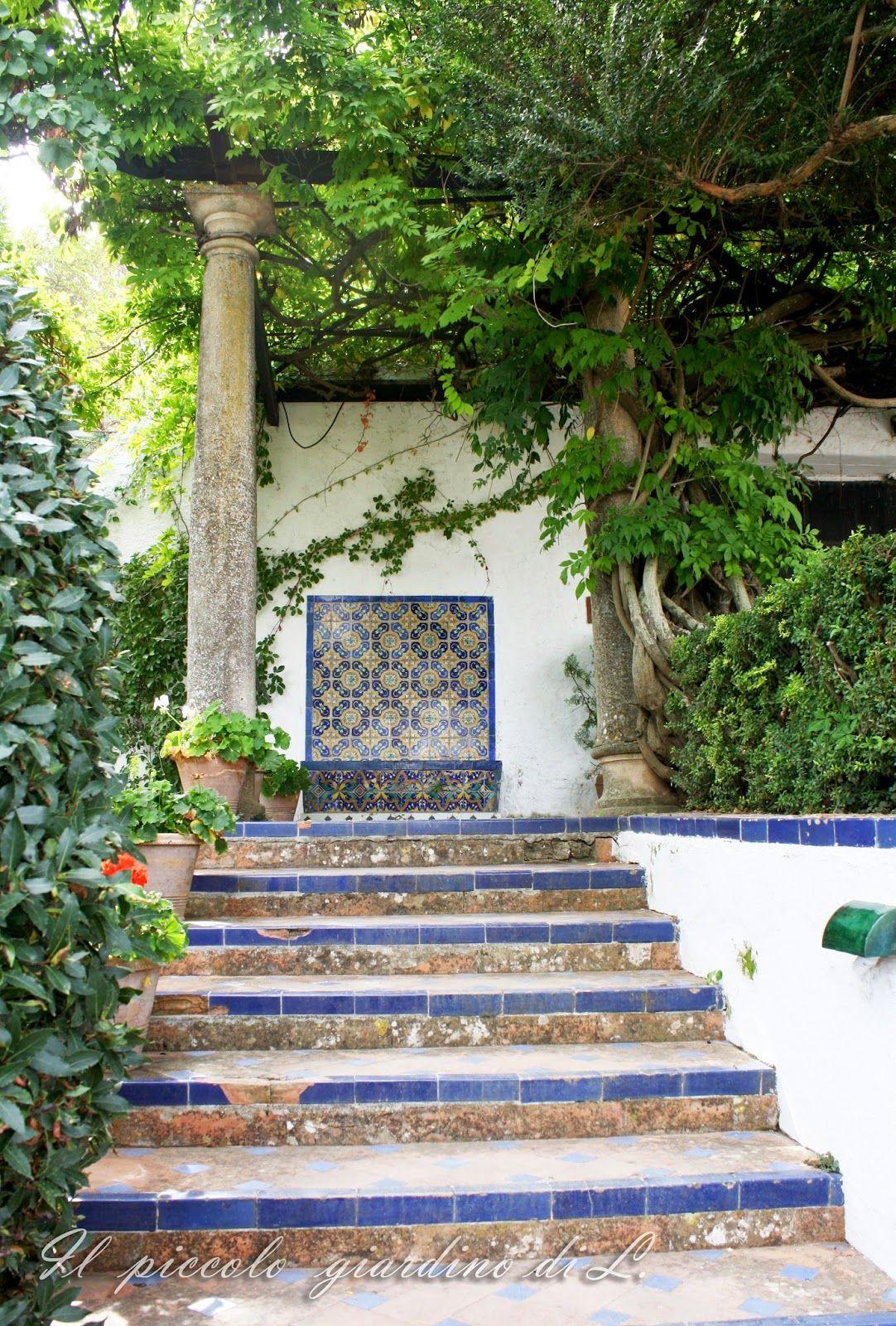 Giardini storici andalusi (Prima parte) i giardini