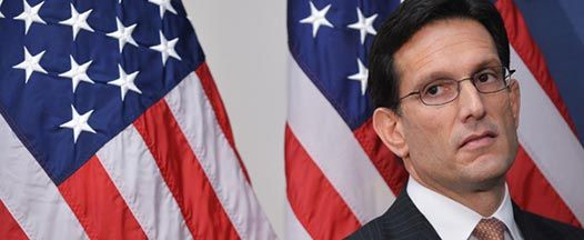 Cantor Announces HeS Resigning As Majority Leader  The Right