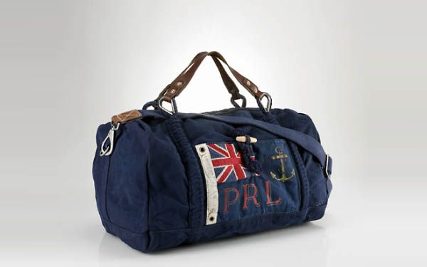 Polo Ralph Lauren Sailing Canvas Bag   Pour Homme   Pinterest   Bags ... c36727e566