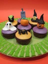 Resultado de imagen para muffins de halloween