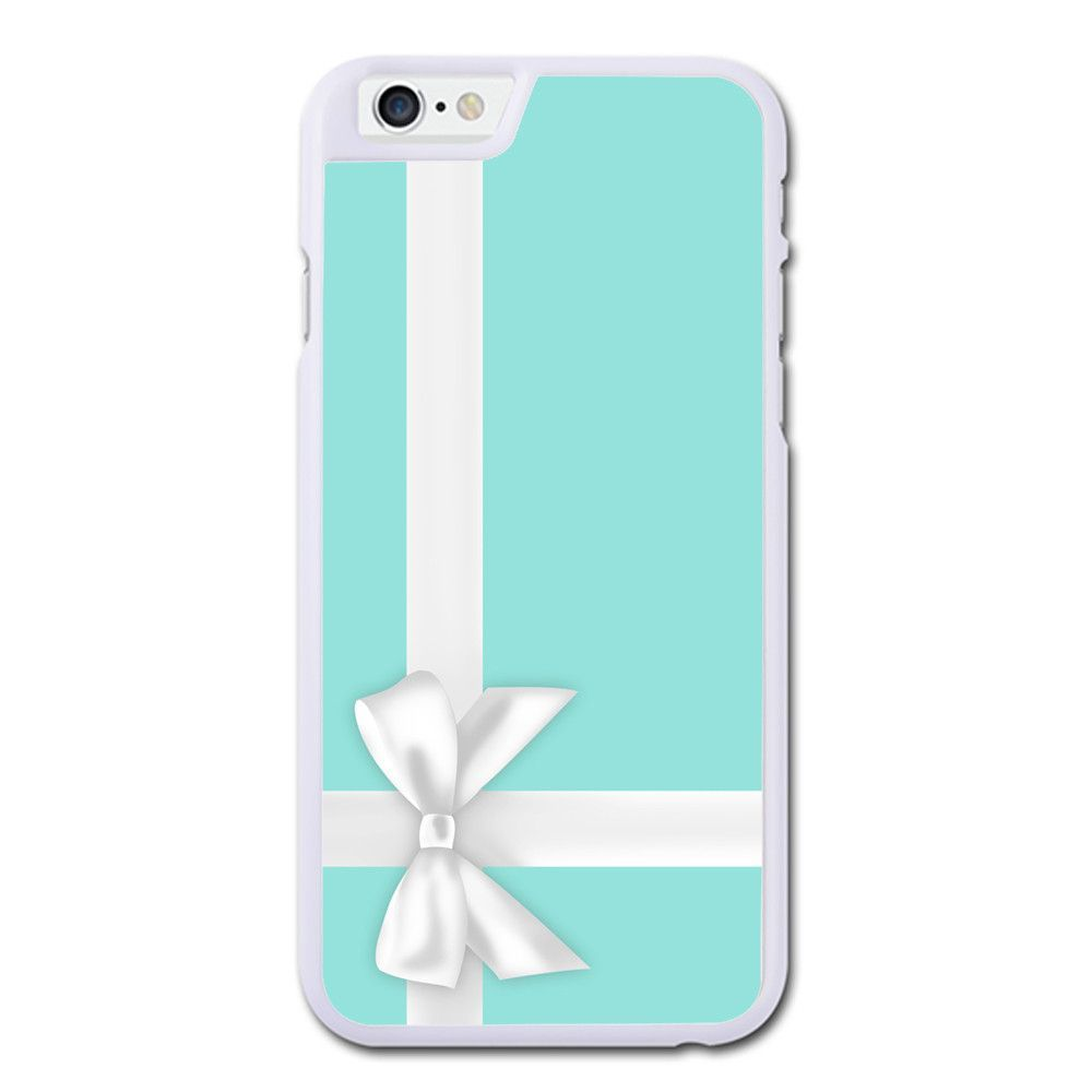 Gift Packing Tiffany Color Phonecase for iPhone 6/6S Plus Case