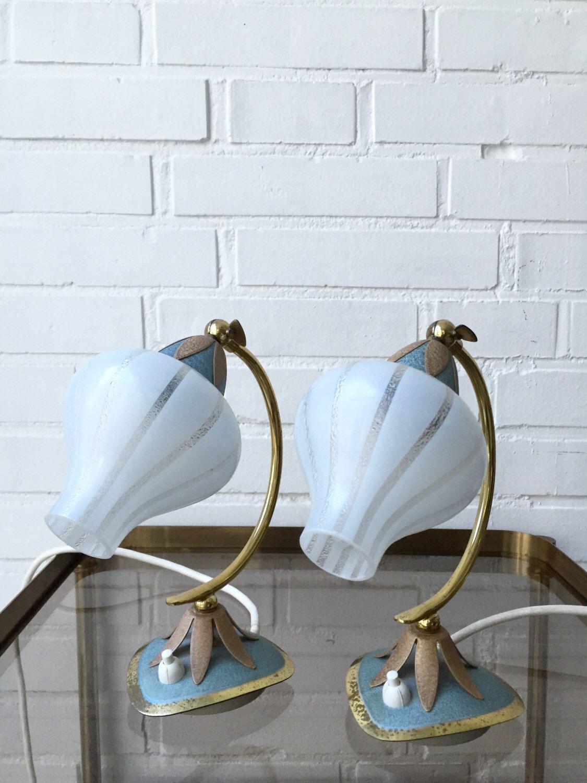 Ein persönlicher Favorit aus meinem Etsy-Shop https://www.etsy.com/de/listing/476231681/vintage-kleine-lampen-paar-lampen
