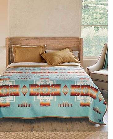 Native American Inspired Blankets By Pendleton