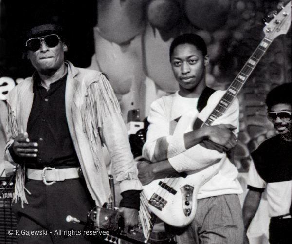 Miles Davis-Darryl Jones