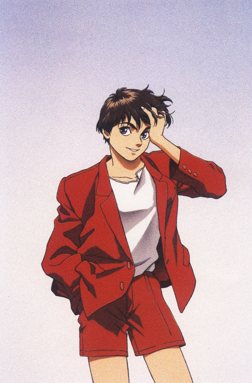 Pin by Mirania on Mobile Police Patlabor Tomboy art