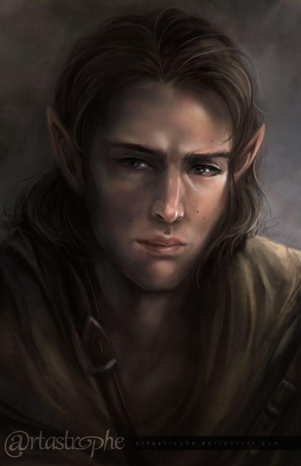Kivan By Artastrophe Dragon Age Pinterest Elves Characters