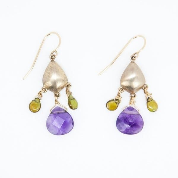 Alexis bittar amethyst and peridot chandelier earrings 48 alexis bittar amethyst and peridot chandelier earrings 48 liked on polyvore featuring mozeypictures Choice Image