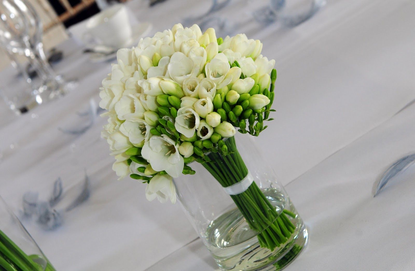 Freesia flower bouquet google search flower arrangements freesia flower bouquet google search izmirmasajfo