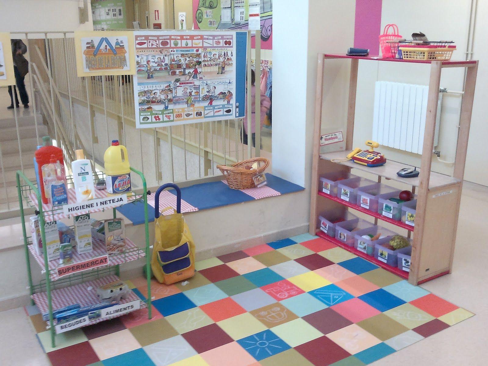 Rac de la botiga pre school juego simbolico aula y - La botigueta ...