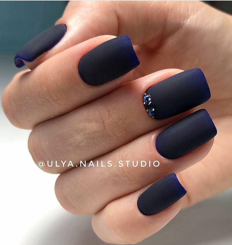 50 Cute Short Acrylic Square Nails Design And Nail Color Ideas For Summer Nails Page 40 Of 51 Latest Fashion Trends For Woman Square Nail Designs Blue Acrylic Nails Square Nails