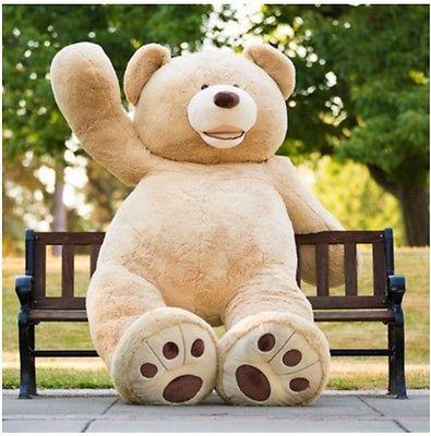 8 foot teddy bear - Buscar con Google