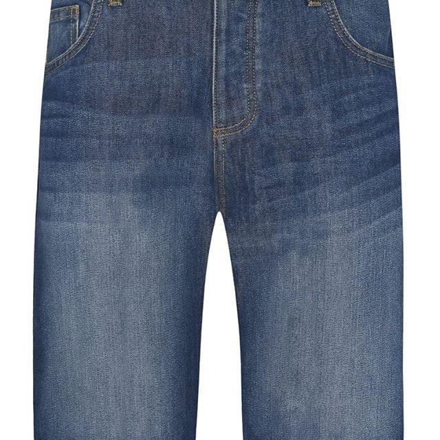Shorts de mezclilla Categoría:#pantalones_cortos_hombre # ...