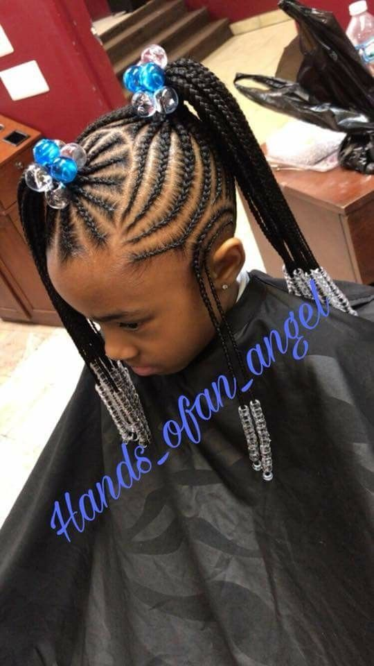 Pin By Dee W On Styles For Lani Lilly Kids Hairstyles Hair Styles Cool Braid Hairstyles