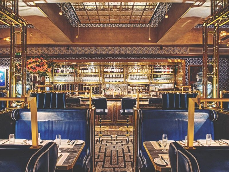 16 Of London's Most Romantic Restaurants Most romantic
