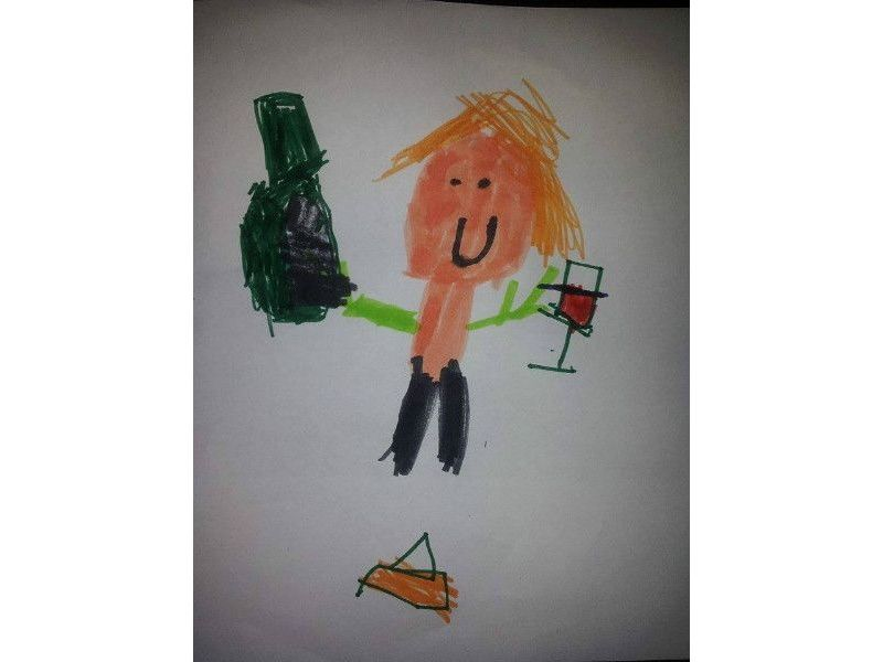 funny kids drawings that will make you smile kid s drawings