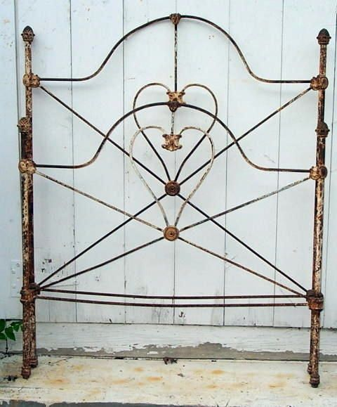 Iron Bed Twin Size Antique Iron Beds Iron Bed Vintage Bed