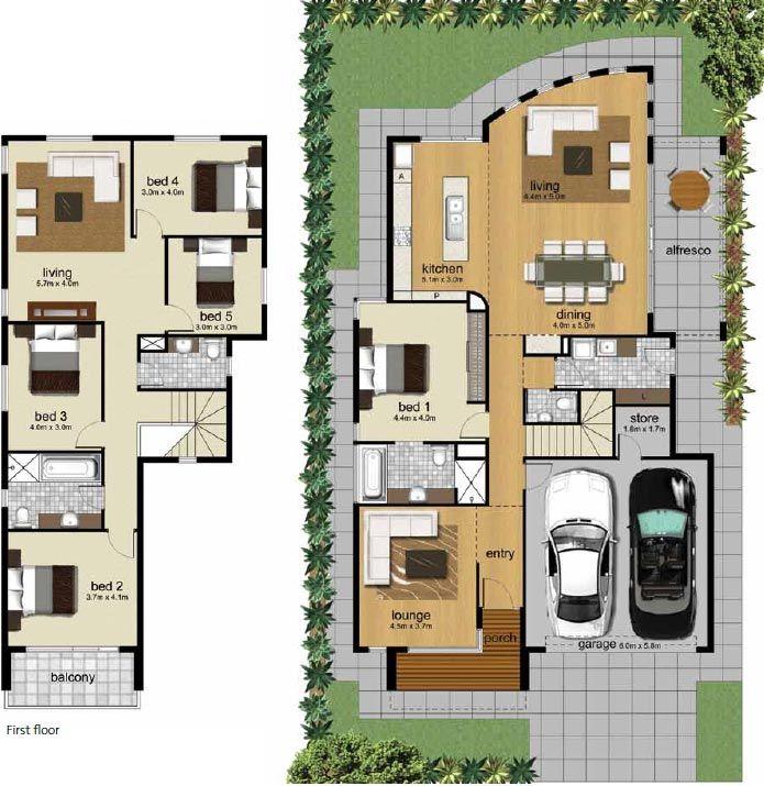 Berkley 285 floorplan