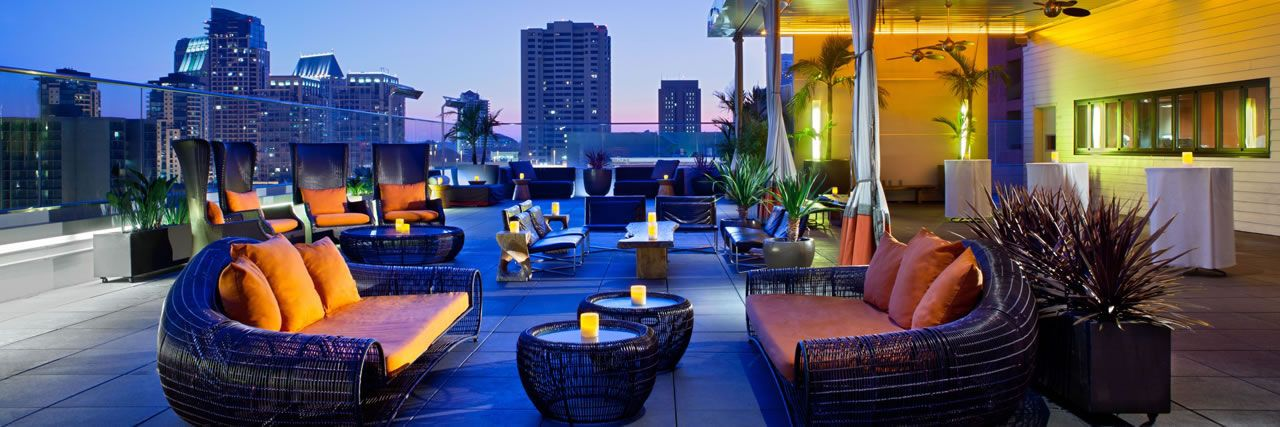 12 Great Spots For Outdoor Dining In San Diego San Diego