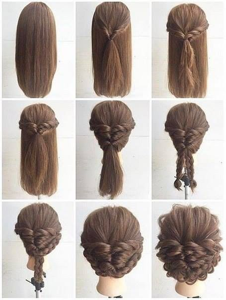 Pin By Marie Smith On Updos Hair Styles Hair Hair Lengths