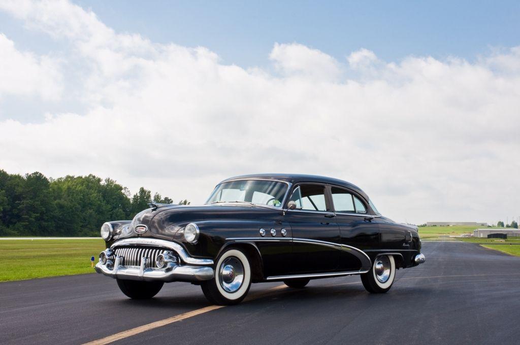 1952 Buick \