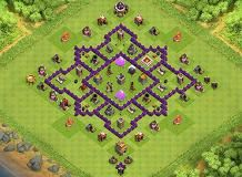 Base Layouts Coc Th 7 6