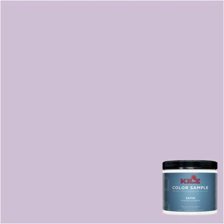 Kilz Complete Coat Interior/Exterior Paint & Primer in One #RA250-01 Sweet Scent, 1 gal, Flat, Multicolor
