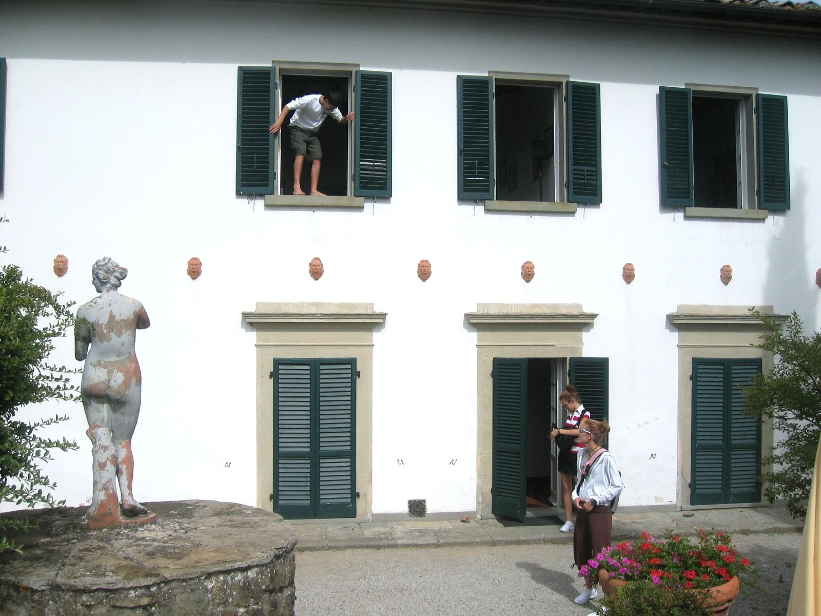 Cortona Villa