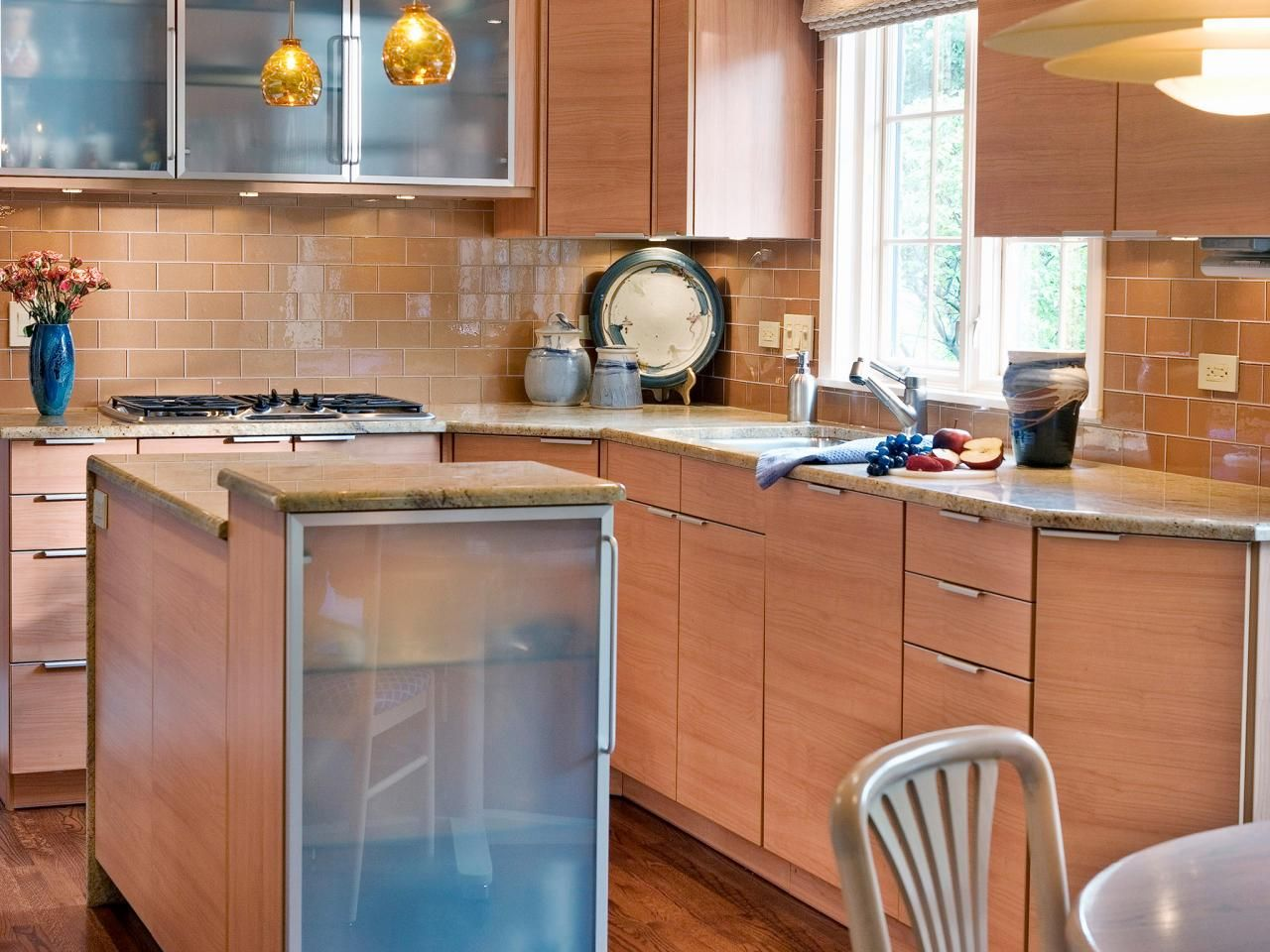 Pictures Of Kitchen Cabinets Beautiful Storage & Display Options Interesting European Kitchen Design Review