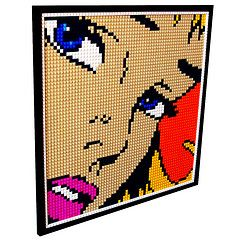 Flickr: The LEGO Mosaic Pool