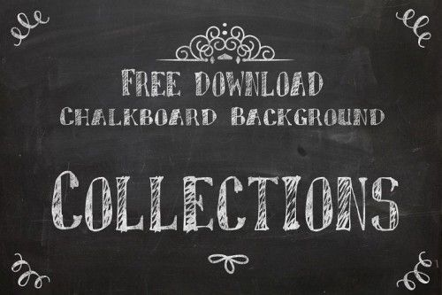free downloadable chalkboard background 素材 pinterest