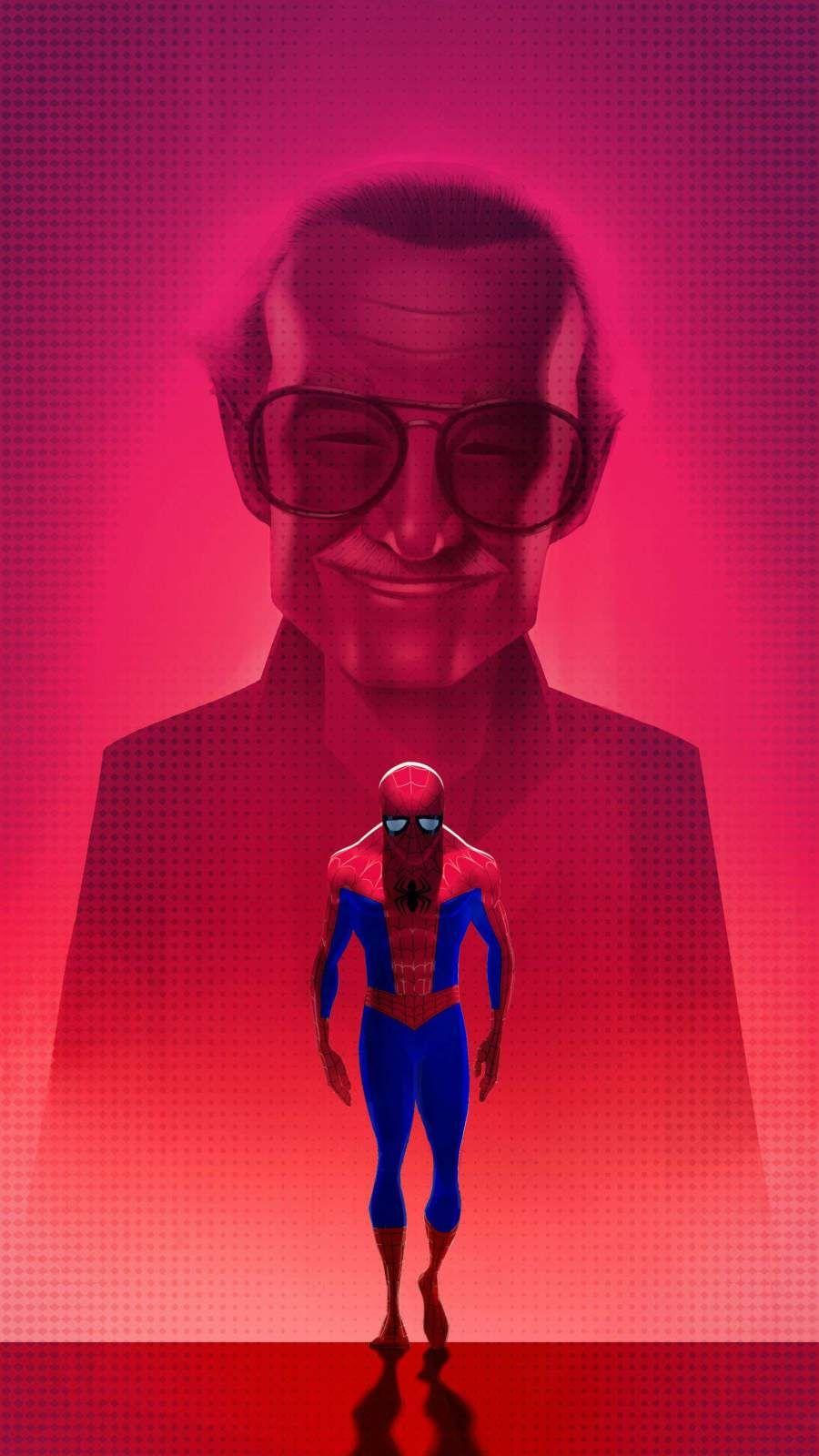 Missing Stan Lee Iphone Wallpaper Marvel Spiderman Marvel Superheroes Marvel Cinematic