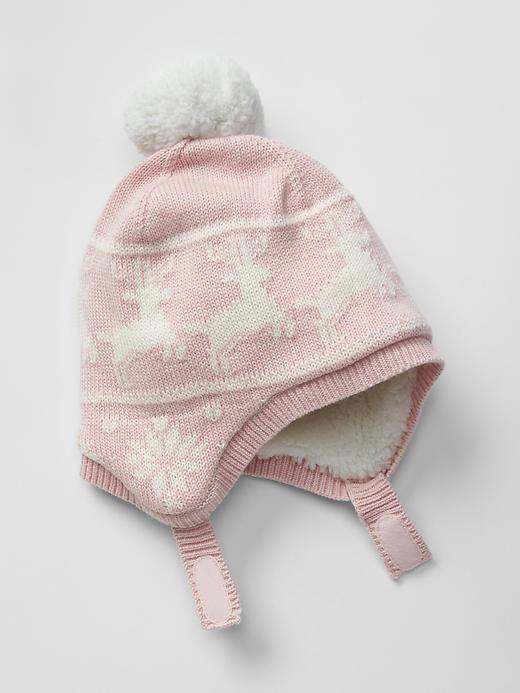 Fair isle deer trapper hat GAP | Baby Girl Clothing | Pinterest ...